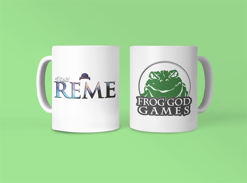 The Lost Lands Reme Coffee Mug 11oz/15oz