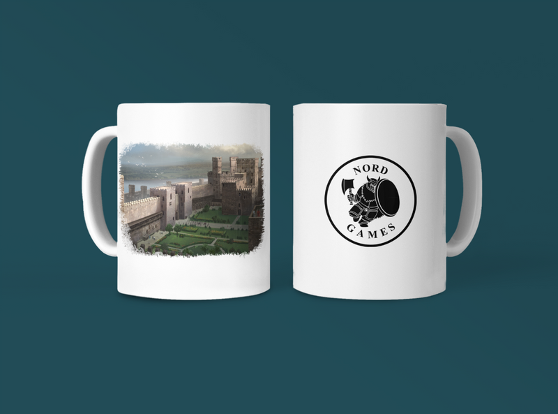 Strongholds Coffee Mug 11oz/15oz