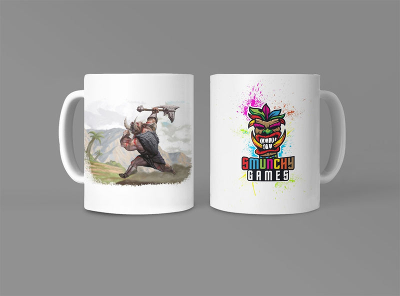 Ihaguum Art Print Coffee Mug 11oz/15oz