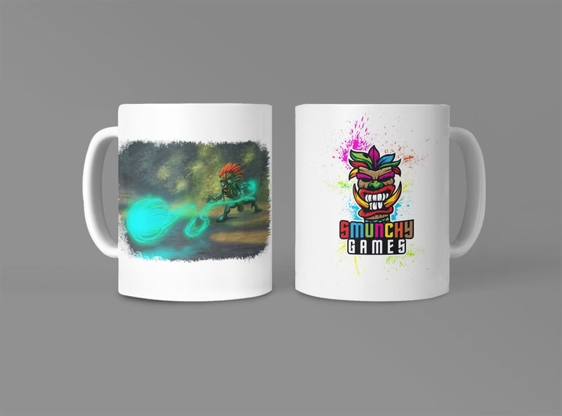 Pygmy Uwakuun Art Print Coffee Mug 11oz/15oz
