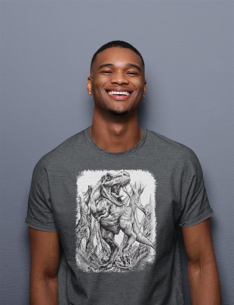 TRex Cotton T-Shirt