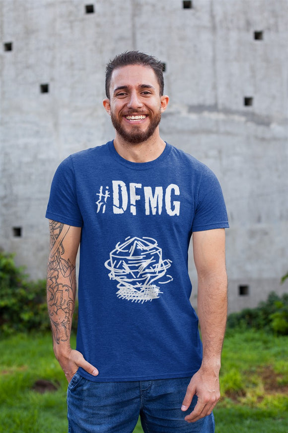 #DFMG RPG Cotton T-Shirt Vlogsmith