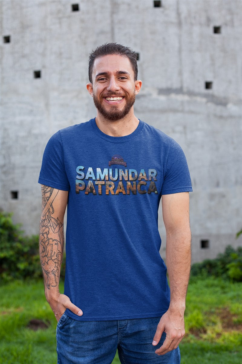 The Lost Lands Samundar Patranca Cotton T-Shirt