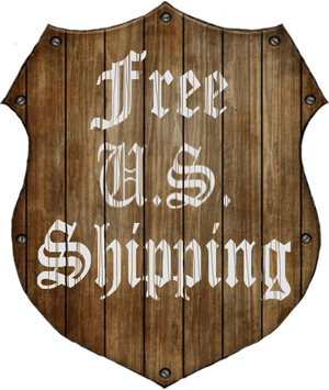 Free shipping in the continental US!