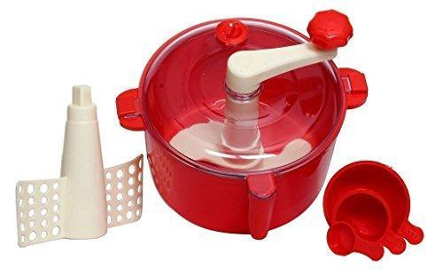 155 Dough Maker Machine With Measuring Cup (Atta Maker) - Gujjuseller.com