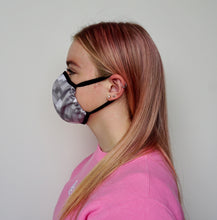Load image into Gallery viewer, Female Grey Design Face Mask