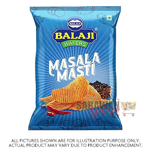 Balaji Wafer Magic Masala 170G