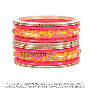 Bangles Fancy Set(suhag)