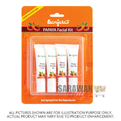 Banjaras Facial Kit Papaya 60Gm