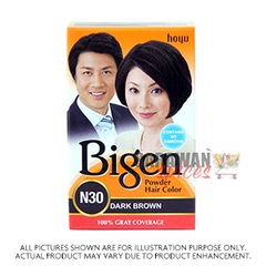 Bigen Dark Brown N30 6G