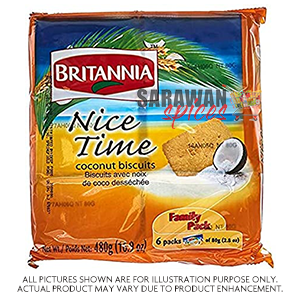 Britannia Nice Time Value Pack