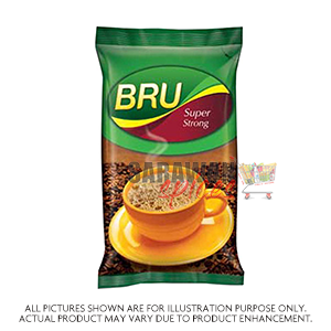 Bru Super Strong Cofee 500G