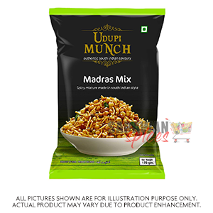 Chhedas Udipi Munch Madras 170Gm