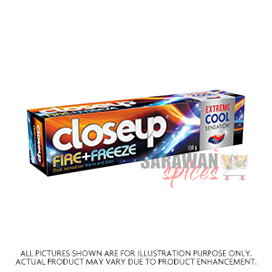 Closeup Fire-freeze 150 G