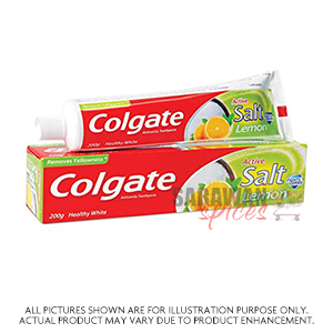 Colgate Active Salt Lemon 200G