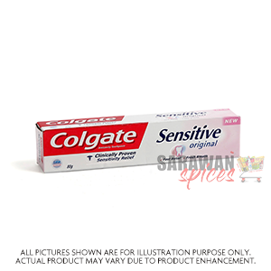 Colgate Sensitive Original 80G