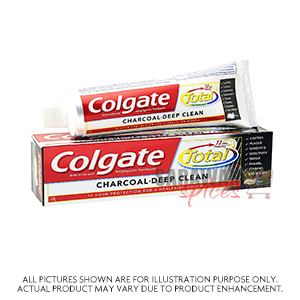 Colgate Total Charcoal Deep Clean 140G