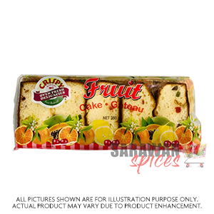 Crispy Fruit Cake 380G