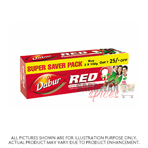 DABUR RED TOOTH FAMILY 300 g