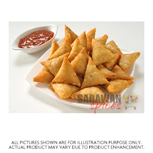 Deep Easy Bake Samosa 50Pcs