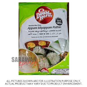 Dh Appam Idiyap Pathiri Rstd White Rice Pwd 1Kg