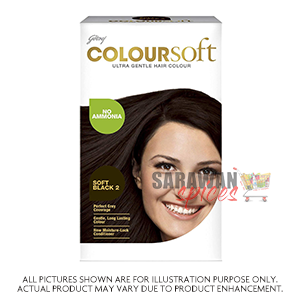 Godrej Colour Soft Black Soft 2