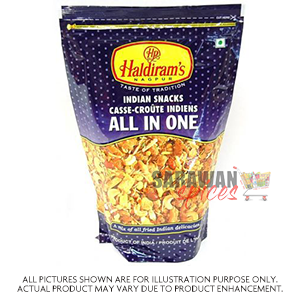 Haldiram (Del) All In One 200G