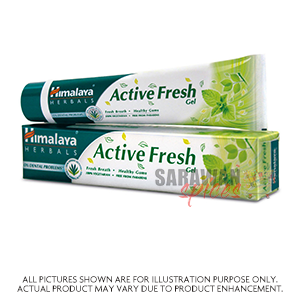 Himalaya Active Fresh Gel 100G