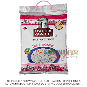 India Gate Rozzanna Basmati Rice 5Kg