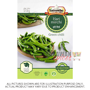 Katoomba Green Chilli 312G