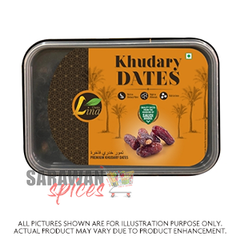 Khudary Dates Tray 500G