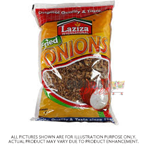 Laziza Fried Onion 1Kg