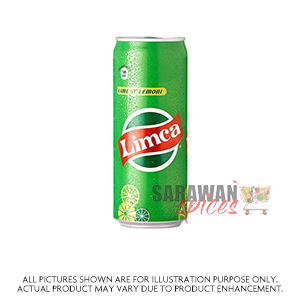 Limca Can 300Ml