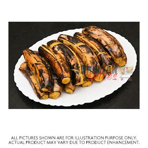 Malabar Treats Steamed Banana  400 G