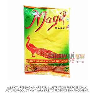 Mayil Samba Broken Wheat 1Kg