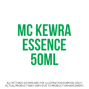 Mc Kewra Essence 50Ml