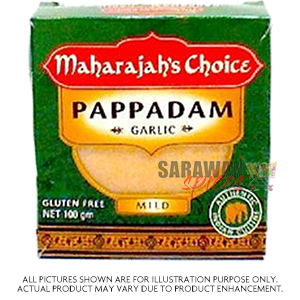 Mc Pappadam Garlic 100G