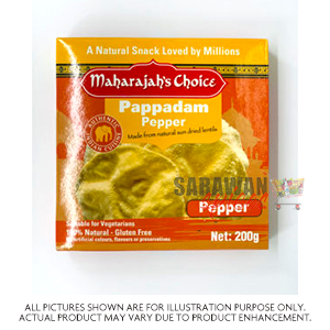 Mc Pappadam Pepper 100G