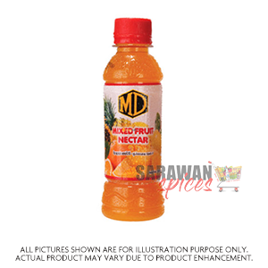 Md Mixed Fruit Nectar 200 Ml