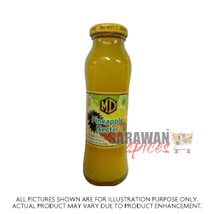 Md Pineapple Nectar 200Ml