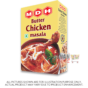 Mdh Butter Chicken Msl 100G