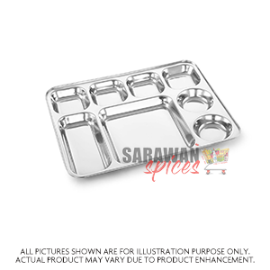 Meal Tray 8 Compartment