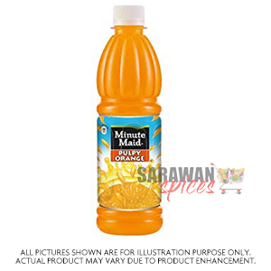 Minute Maid Pulpy Orange 400Ml