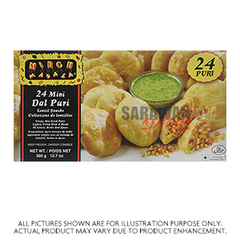 Mirch Masala Mini Dalpuri 360G