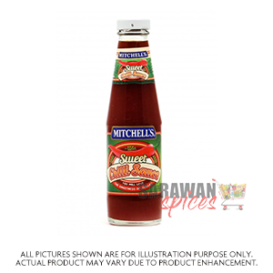 Mitchell Sweet Chilli Sauce 300G