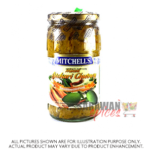 Mitchells Mix Achari Chutney 340Gm