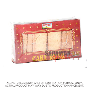Morning Fresh Cake Rusk 365G
