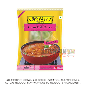 Mother Goan Fish Curry 80G