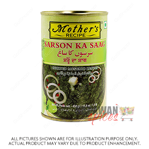 Mother Sarson Ka Saag 850G