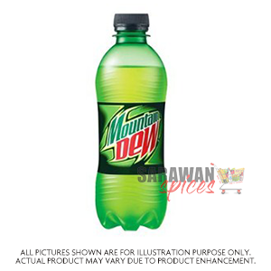 Mountain Dew 250Ml